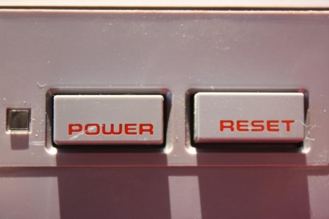NES Reset