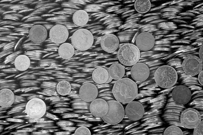 Money - Black and White Money